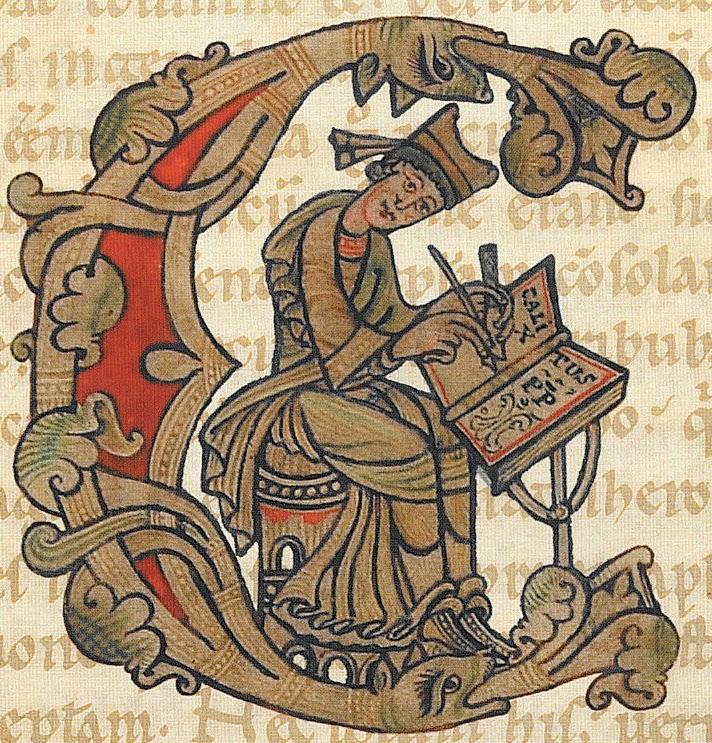 scriptorium. A instancias de la letra