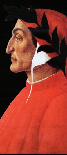 Dante y las palabras
